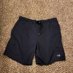 The North Face athletic shorts men's size XL